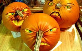 cannibal pumpkin carving ideas photos