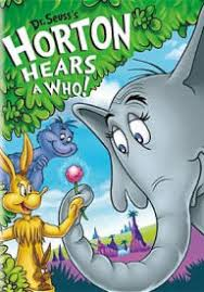 dr seuss horton hears dustin hoffman 883929235513