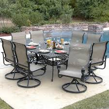 8 person round outdoor dining table seat square 36x55 gunfodder com
