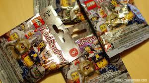 Lego Blind Packs Blind Bag Lego Mini Figures Series 9 Quick Pics The Fwoosh