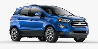 crossover cars 2018 2018 ford ecosport compact suv ford suvs ecosport pinterest