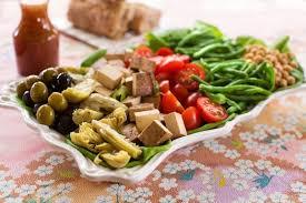 cuisine nicoise vegan niçoise style salad