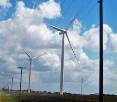 wind at work in texas san patricio electric cooperative