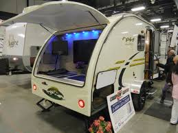 flooring camper with outdoor kitchen perfect motorhome outside