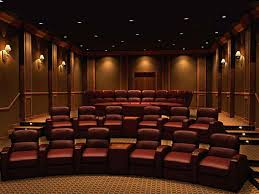 home theatre designs small home theater room alluring home theater