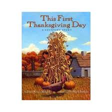 this thanksgiving day a counting story paperback