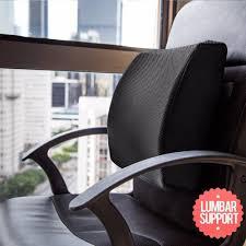 Office Chair Back Support Cushion Lumbar Support Pillow U2013 Pharmedoc