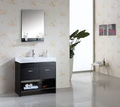 Virtu USA MSCES Gloria Inch Single Sink Bathroom Vanity - Elements 36 inch granite top single sink bathroom vanity