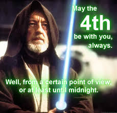 May The 4th Meme - happy star wars day bill blume