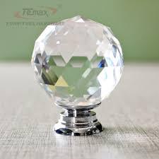 aliexpress com buy 5pcs 30mm round clear crystal sparkle diamond