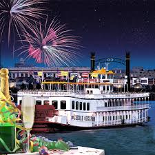 new year s fireworks cruise creole