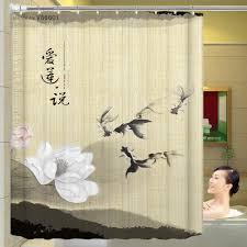 popular bathroom character shower curtain buy cheap bathroom
