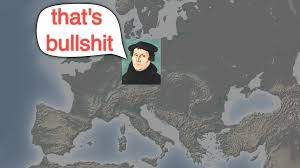 thesis of martin luther martin luther s 95 theses history of the entire world know martin luther s 95 theses