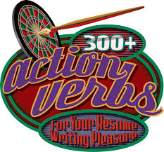 Resume Verb The Informed Illustrator 300 Resume Action Verbs