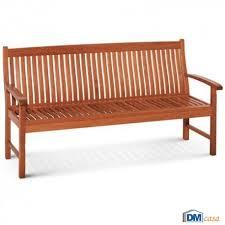 panchine legno panchina robinia panca 3 posti 165 cm struttura legno keruing da