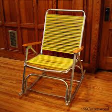 Aluminum Folding Rocker Lawn Chair by Folding Rocking Lawn Chair Entrancing Rocking Folding Lawn Chair