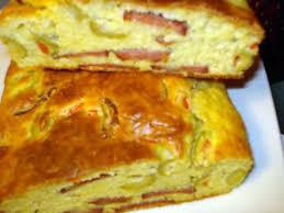 recette de cuisine salé recette de cake salé au chorizo