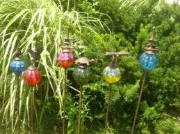 decorative garden stake design 1 metal decorative garden stakes
