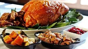 thanksgiving dinner ideas in pasadena
