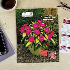 2018 harris seeds vegetable cut flower growers catalog free