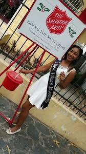 Salvation Army Volunteer Thanksgiving 128 Best 2014 Miss Virgin Islands Ashley Gabriel Images On