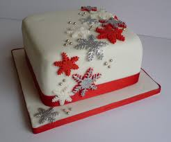 Christmas Cake Decoration Ideas Uk Square Christmas Cake Decorating Ideas 20 Easy Christmas Cake