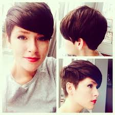 haircuts with long sides and shorter back 11 best short hair with bangs popular haircuts
