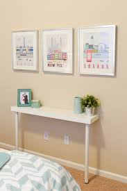 Thin Console Table Diy Ikea Hack Narrow Console Table Shelterness