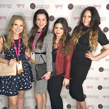 fl bloggers take la the generation beauty by ipsy conference