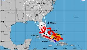 St Barts On Map by Hurricane Irma Path Update Live Latest Track As Models Show Irma