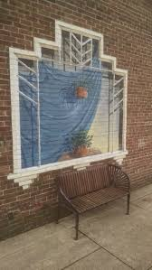 a mural a mural and a few other murals culture smile politely if i were painting window murals i d have a somewhat more voyeuristic artistic vision instead of just some inert houseplants there d be windows showing