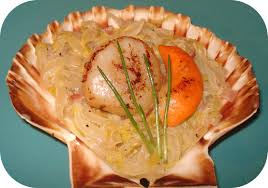 cuisine coquille jacques coquilles jacques cook diary