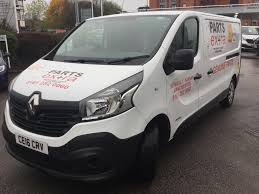 renault trafic 2010 used renault for sale trafic ll29dci 115 van white ce16crv