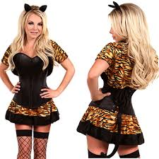 Womens Cat Costumes Halloween Cheap Cat Corset Costume Aliexpress Alibaba Group