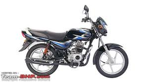 platina new model bajaj silently launches new platina base variant ct100 top