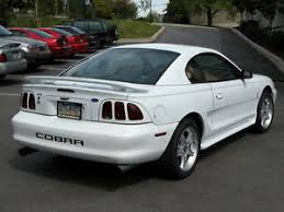 98 mustang cobra wheels 96 97 98 ford mustang cobra bumper insert letters chrome decals