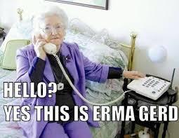 Funny Grandma Memes - grandma ermagerd funny meme funny memes