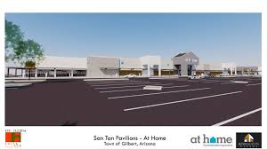 At Home The Home Decor Superstore Here Are The First Tenants Of Gilbert U0027s New Shopping Center San
