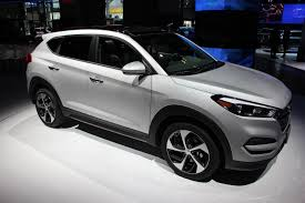 hyundai crossover 2015 2016 hyundai tucson video preview