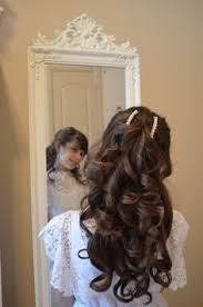 cute hairstyles for first communion communion hairstyles for girls holy communion hair jagna first
