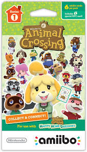 happy home designer villager furniture amazon com animal crossing series 1 single pack of 6 cards