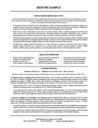 How To Write A Good Career Objective For Resume Hr Objectives For Resume