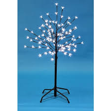 the 4ft led blossom tree 7 colours available