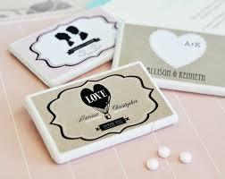 mint to be favors vintage wedding personalized mini mint favors