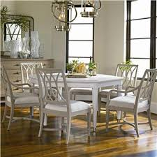 coastal dining room sets coastal living resort 062 a by stanley furniture baer s