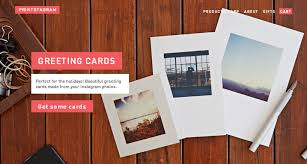 print greeting cards 5 online services to turn your instagram photo into a unique and