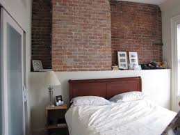 wall color for room with exposed brick apartment therapy