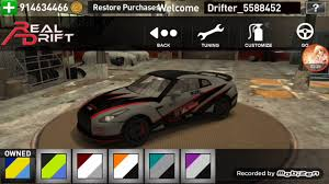 real drift racing apk pro real drift car racing hack mod apk 4 5 no root