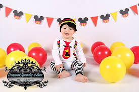 mickey mouse first birthday mickey birthday set with