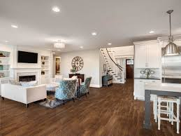 Living Room Flooring by Earthwerks Flooring